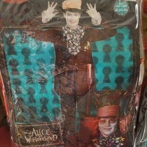 Halloween Costume Mad Hatter Alice in Wonderland